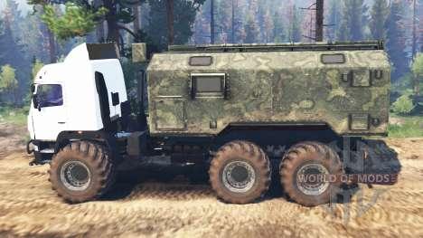 El Yamal-6 v2.0 para Spin Tires