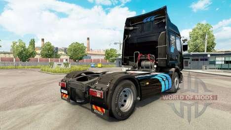 ELMEX de la piel para Renault camión para Euro Truck Simulator 2