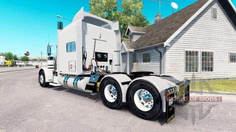 La FTI de Transporte de la piel para el camión P para American Truck Simulator