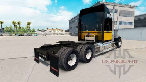 La piel Bandido Estilo en el camión Kenworth W90 para American Truck Simulator