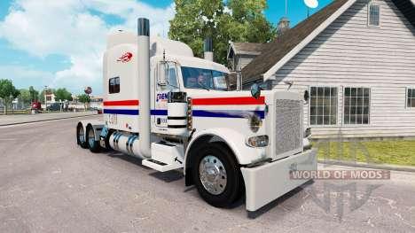 La piel Penner Internacional para el camión Pete para American Truck Simulator