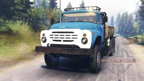 ZIL-133 para Spin Tires
