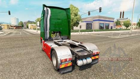 Thomsen piel para camiones Volvo para Euro Truck Simulator 2