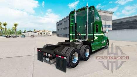 La piel De pasar por un Kenworth tractor para American Truck Simulator