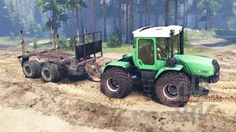 HTZ-17022 para Spin Tires
