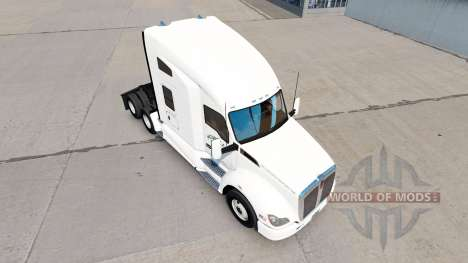 La piel Howells Motor en un Kenworth tractor para American Truck Simulator