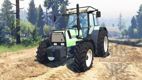 Deutz-Fahr AgroStar 6.61 v2.0 para Spin Tires