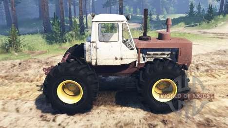 T-150K [personalizado] para Spin Tires