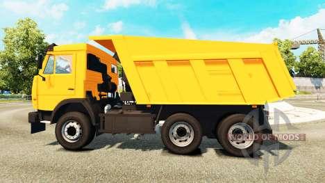 KamAZ-65115 para Euro Truck Simulator 2