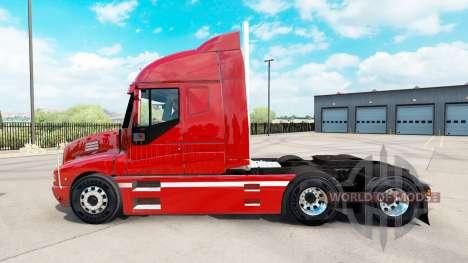 Iveco Strator (PowerStar) [fixed] para American Truck Simulator