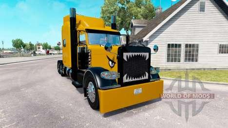 Duro Camión de la piel para el camión Peterbilt  para American Truck Simulator