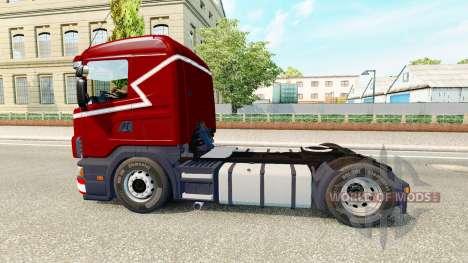 Scania 124L 420 para Euro Truck Simulator 2