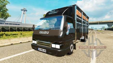 Isuzu NPR para Euro Truck Simulator 2
