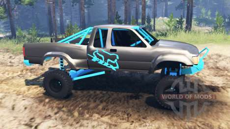 Toyota Hilux PreRunner para Spin Tires