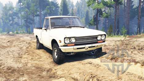 Datsun 510 [pickup] para Spin Tires