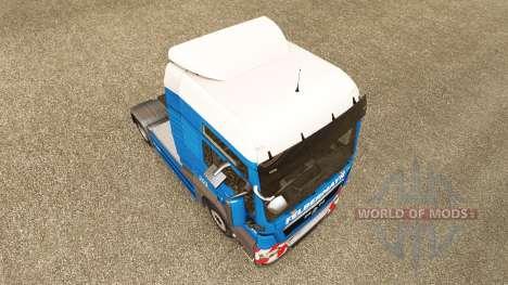 Felbermayr piel para HOMBRE camión para Euro Truck Simulator 2