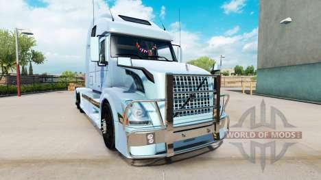 Volvo VNL 670 v1.4 para American Truck Simulator