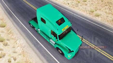 Abilene Express de la piel para camiones Volvo V para American Truck Simulator