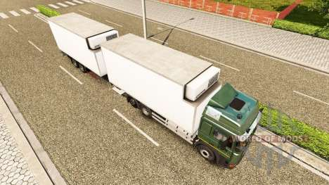 MAN F2000 19.414 BDF para Euro Truck Simulator 2