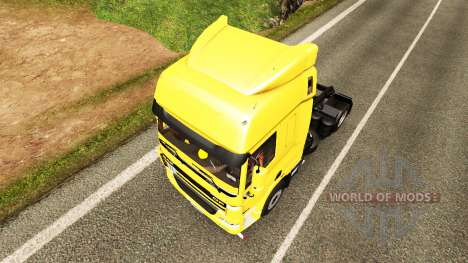 DAF CF 85 v2.0 para Euro Truck Simulator 2