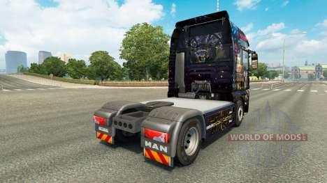 Star Wars piel para HOMBRE camión para Euro Truck Simulator 2