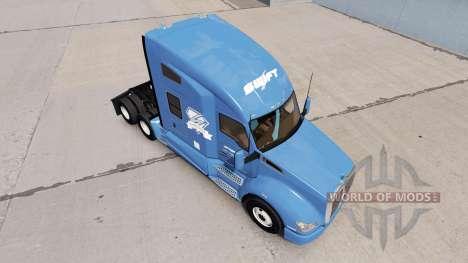 La piel de Swift & Diamond Controlador en un Ken para American Truck Simulator