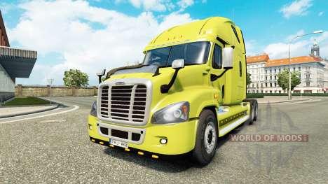 Freightliner Cascadia v1.1 para Euro Truck Simulator 2