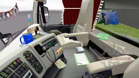 Accesorios para el interior de Renault para Euro Truck Simulator 2