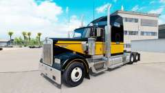 La piel Bandido Estilo en el camión Kenworth W90
