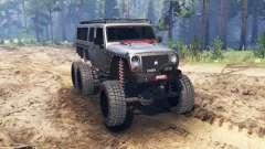 Jeep Wrangler 6x6 [crawler]