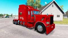 Skin 29 Budweiser Peterbilt tractor 389