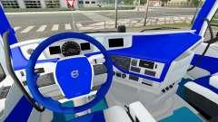 HSV interior para Volvo