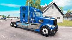 De la piel para ABCO camión Freightliner Coronad