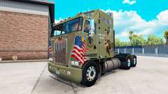 La piel Militares de las Niñas en el tractor Ken