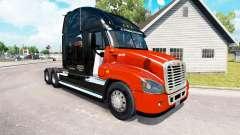 La piel CNTL en el tractor Freightliner Cascadia