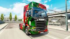 Скин Copa de Portugal 2014 на Scania Streamline