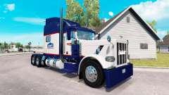 La piel Lowes para el camión Peterbilt 389