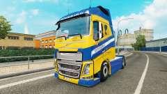 Optimización para Volvo