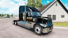 Скин Rockstar Energy на Freightliner Coronado