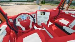 El Bayern de interior para Iveco Hi-Way