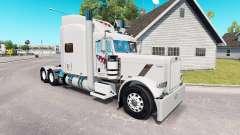La FTI de Transporte de la piel para el camión P