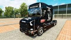 Fulda piel para camión Scania T