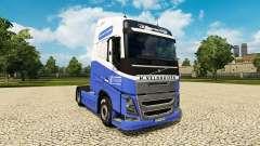 El H. Veldhuizen BV de la piel para camiones Vol