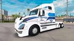 La piel de Estreno para camiones Volvo VNL 670