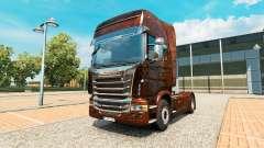 Ferrugem piel v2.0 camión Scania