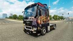 Star Wars piel para HOMBRE camión