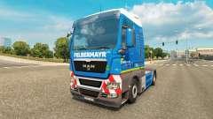 Felbermayr piel para HOMBRE camión
