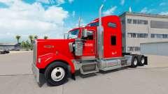 Скин Caballero de Transporte на Kenworth W900