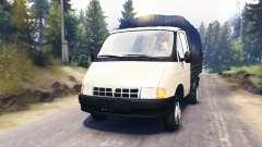 GAZ-3302 Gacela v2.0