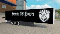 Semi-Remolque Schmitz Cargobull Scania V8